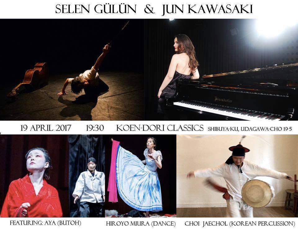 Selen Gulun & Jun Kawasaki w/ Special Guests - Koendori Classics